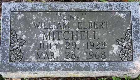 "MITCHELL, WILLIAM ELBERT ""DINK"" - Conway County, Arkansas 