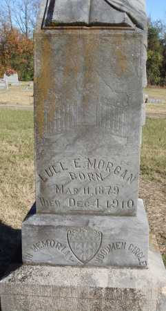 MORGAN, LUEL E. - Conway County, Arkansas | LUEL E. MORGAN - Arkansas Gravestone Photos