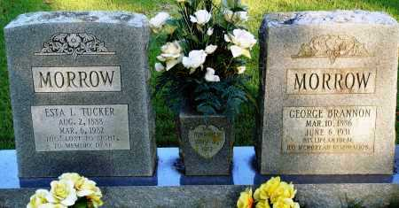 MORROW, ESTA L. - Conway County, Arkansas | ESTA L. MORROW - Arkansas Gravestone Photos
