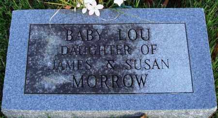 MORROW, LOU - Conway County, Arkansas | LOU MORROW - Arkansas Gravestone Photos