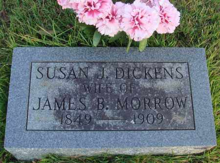MORROW, SUSAN J. - Conway County, Arkansas | SUSAN J. MORROW - Arkansas Gravestone Photos