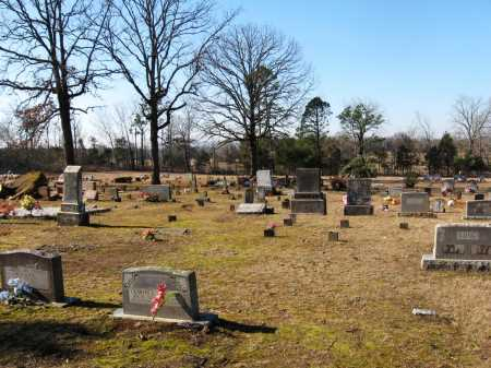 *MOUNT ZION CEMETERY VIEW,  - Conway County, Arkansas |  *MOUNT ZION CEMETERY VIEW - Arkansas Gravestone Photos