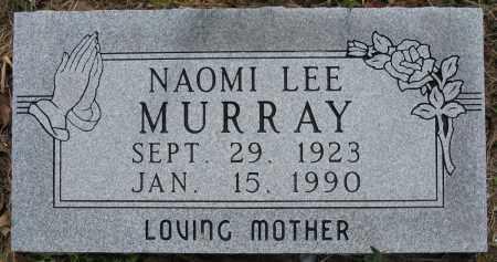 MURRAY, NAOMI LEE - Conway County, Arkansas | NAOMI LEE MURRAY - Arkansas Gravestone Photos