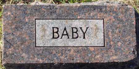 NISLER, BABY - Conway County, Arkansas | BABY NISLER - Arkansas Gravestone Photos