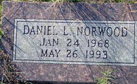 NORWOOD, DANIEL L. - Conway County, Arkansas | DANIEL L. NORWOOD - Arkansas Gravestone Photos