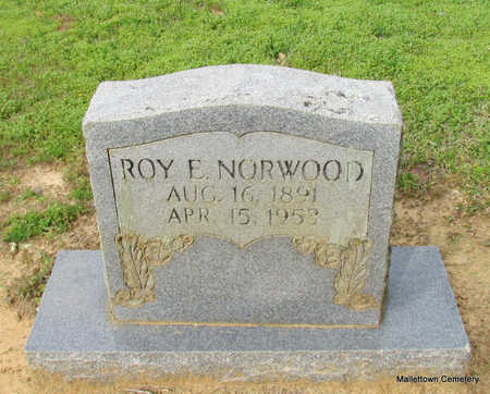 NORWOOD, ROY E. - Conway County, Arkansas | ROY E. NORWOOD - Arkansas Gravestone Photos