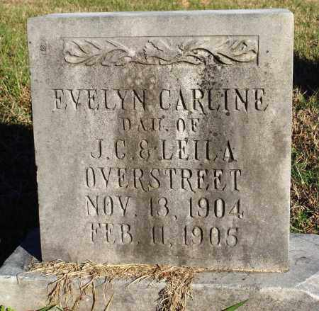 OVERSTREET, EVELYN - Conway County, Arkansas | EVELYN OVERSTREET - Arkansas Gravestone Photos