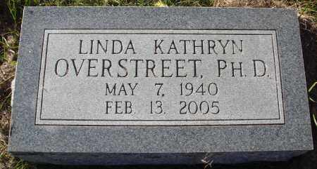 OVERSTREET, LINDA KATHRYN - Conway County, Arkansas | LINDA KATHRYN OVERSTREET - Arkansas Gravestone Photos