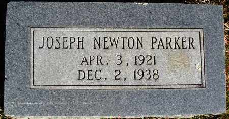 PARKER, JOSEPH NEWTON - Conway County, Arkansas | JOSEPH NEWTON PARKER - Arkansas Gravestone Photos