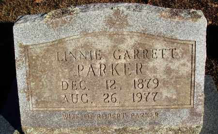 PARKER, LINNIE - Conway County, Arkansas | LINNIE PARKER - Arkansas Gravestone Photos
