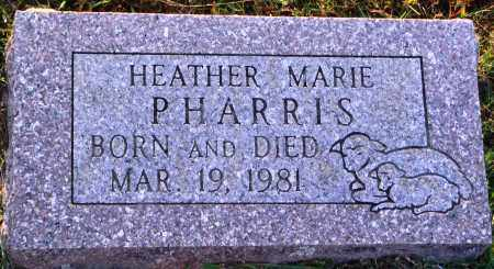 PHARRIS, HEATHER MARIE - Conway County, Arkansas | HEATHER MARIE PHARRIS - Arkansas Gravestone Photos