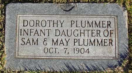 PLUMMER, DOROTHY - Conway County, Arkansas | DOROTHY PLUMMER - Arkansas Gravestone Photos