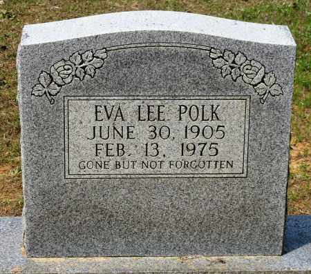 POLK, EVA LEE - Conway County, Arkansas | EVA LEE POLK - Arkansas Gravestone Photos