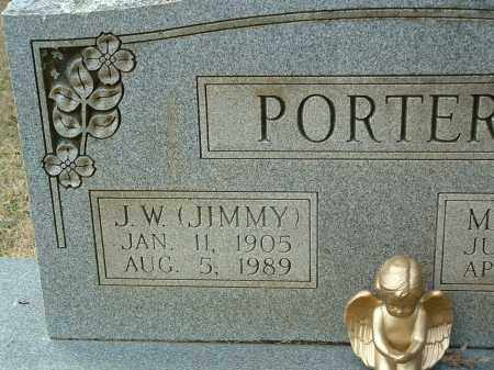 "PORTER, J.W. ""JIMMY"" - Conway County, Arkansas 