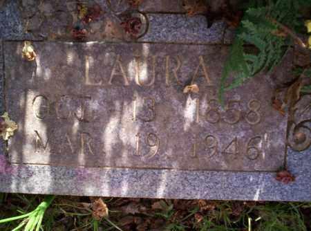 HALL POWELL, LAURA - Conway County, Arkansas | LAURA HALL POWELL - Arkansas Gravestone Photos