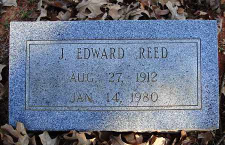 REED, J. EDWARD - Conway County, Arkansas | J. EDWARD REED - Arkansas Gravestone Photos