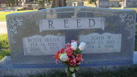 REED, JOHN W. - Conway County, Arkansas | JOHN W. REED - Arkansas Gravestone Photos