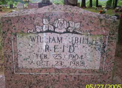 REID, WILLIAM - Conway County, Arkansas | WILLIAM REID - Arkansas Gravestone Photos