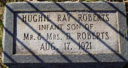 ROBERTS, HUGHIE RAY - Conway County, Arkansas | HUGHIE RAY ROBERTS - Arkansas Gravestone Photos
