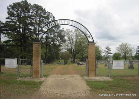 *ROBERTSTOWN CEMETERY,  - Conway County, Arkansas |  *ROBERTSTOWN CEMETERY - Arkansas Gravestone Photos
