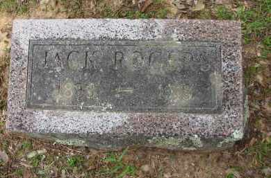 ROGERS, JACK - Conway County, Arkansas | JACK ROGERS - Arkansas Gravestone Photos