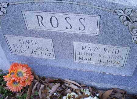 REID ROSS, MARY - Conway County, Arkansas | MARY REID ROSS - Arkansas Gravestone Photos