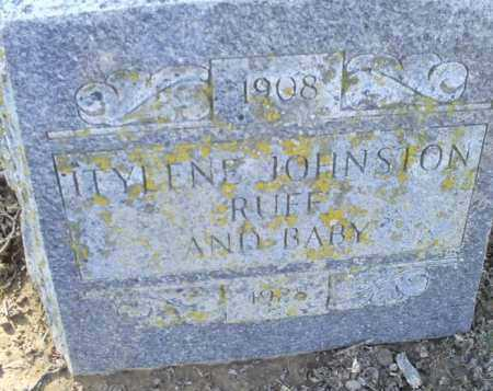 RUFF, INFANT - Conway County, Arkansas | INFANT RUFF - Arkansas Gravestone Photos