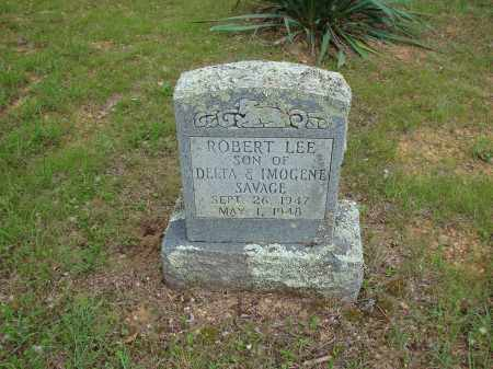 SAVAGE, ROBERT LEE - Conway County, Arkansas | ROBERT LEE SAVAGE - Arkansas Gravestone Photos