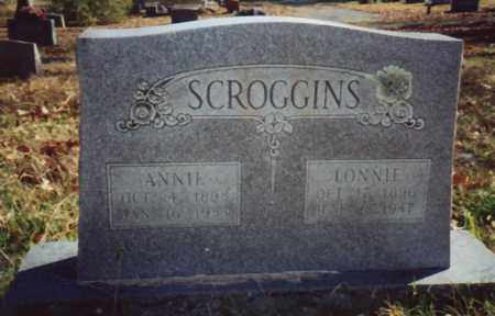 RING SCROGGINS, ANNIE - Conway County, Arkansas | ANNIE RING SCROGGINS - Arkansas Gravestone Photos