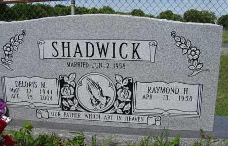 SHADWICK, DELORIS M - Conway County, Arkansas | DELORIS M SHADWICK - Arkansas Gravestone Photos