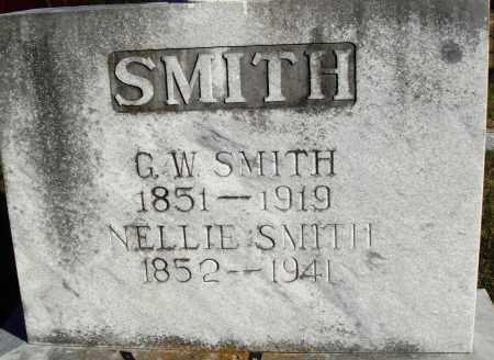 SMITH, NELLIE - Conway County, Arkansas | NELLIE SMITH - Arkansas Gravestone Photos