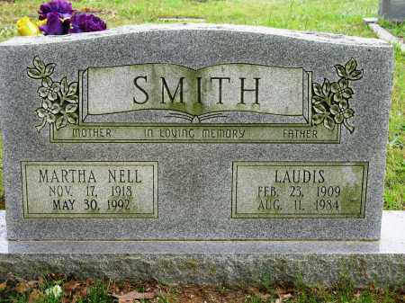 SMITH, LAUDIS - Conway County, Arkansas | LAUDIS SMITH - Arkansas Gravestone Photos
