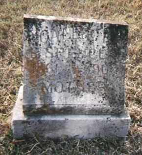 BOWEN SPENCE, CALLIDOCIOUS CALLIE MAY - Conway County, Arkansas | CALLIDOCIOUS CALLIE MAY BOWEN SPENCE - Arkansas Gravestone Photos