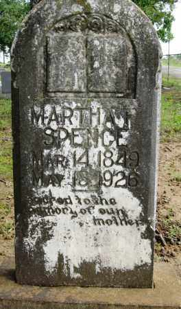 SPENCE, MARTHA F - Conway County, Arkansas | MARTHA F SPENCE - Arkansas Gravestone Photos