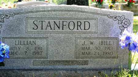 "STANFORD, J W ""BILL"" - Conway County, Arkansas 