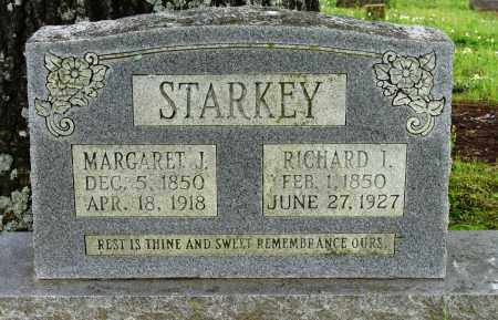 STARKEY, MARGARET J - Conway County, Arkansas | MARGARET J STARKEY - Arkansas Gravestone Photos