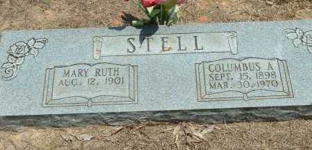 THOMAS STELL, MARY RUTH - Conway County, Arkansas | MARY RUTH THOMAS STELL - Arkansas Gravestone Photos