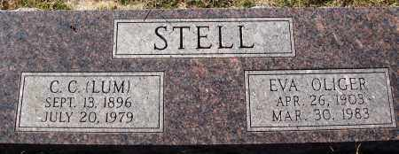STELL, EVA - Conway County, Arkansas | EVA STELL - Arkansas Gravestone Photos