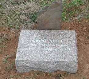 STELL, ROBERT - Conway County, Arkansas | ROBERT STELL - Arkansas Gravestone Photos