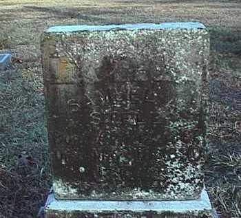 STELL, SAMUEL AMOS - Conway County, Arkansas | SAMUEL AMOS STELL - Arkansas Gravestone Photos