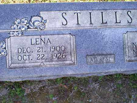 STILLS, LENA - Conway County, Arkansas | LENA STILLS - Arkansas Gravestone Photos