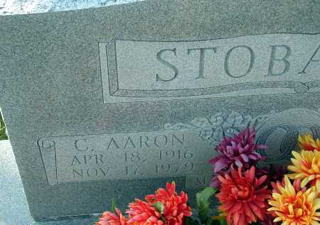 STOBAUGH, C. AARON - Conway County, Arkansas | C. AARON STOBAUGH - Arkansas Gravestone Photos