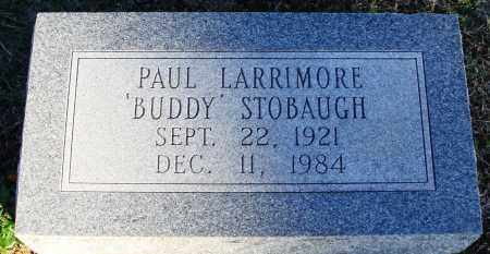 "STOBAUGH, PAUL LARRIMORE ""BUDDY"" - Conway County, Arkansas 