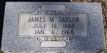 TAYLOR, JAMES M. - Conway County, Arkansas | JAMES M. TAYLOR - Arkansas Gravestone Photos