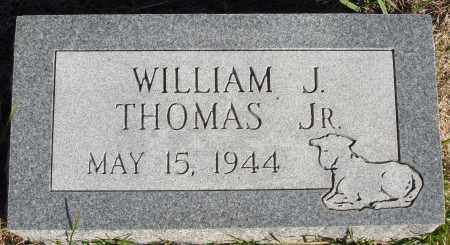 THOMAS JR., WILLIAM J. - Conway County, Arkansas | WILLIAM J. THOMAS JR. - Arkansas Gravestone Photos