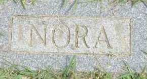 TODD, NORA ELMA - Conway County, Arkansas | NORA ELMA TODD - Arkansas Gravestone Photos