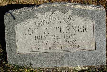 TURNER, JOE A. - Conway County, Arkansas | JOE A. TURNER - Arkansas Gravestone Photos