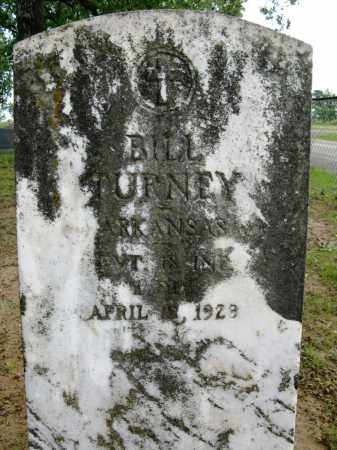 TURNEY (VETERAN), BILL - Conway County, Arkansas | BILL TURNEY (VETERAN) - Arkansas Gravestone Photos
