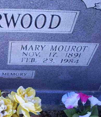 MOUROT UNDERWOOD, MARY - Conway County, Arkansas | MARY MOUROT UNDERWOOD - Arkansas Gravestone Photos