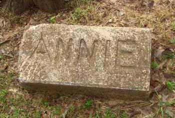 UNKNOWN, ANNIE - Conway County, Arkansas | ANNIE UNKNOWN - Arkansas Gravestone Photos